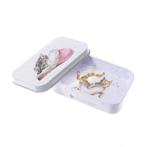 The Snuggle is Real (Cat) Wrendale Designs Keepsake Gift Tin